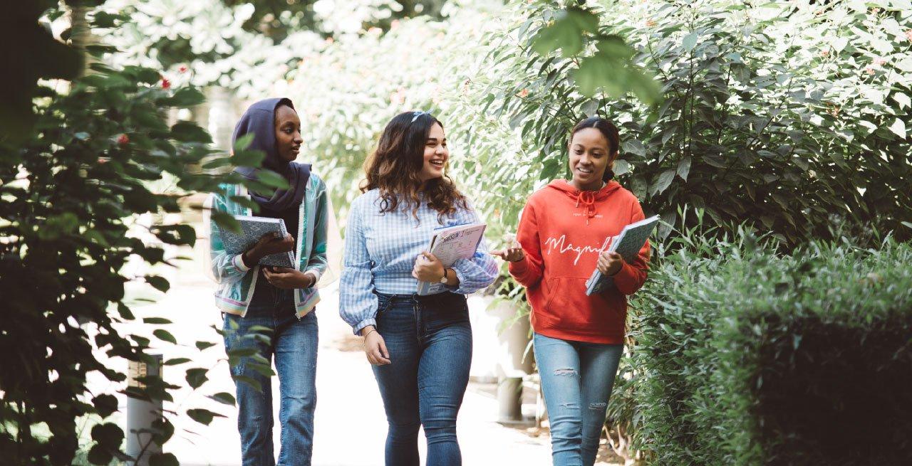 Student life at Sorbonne University Abu-Dhabi