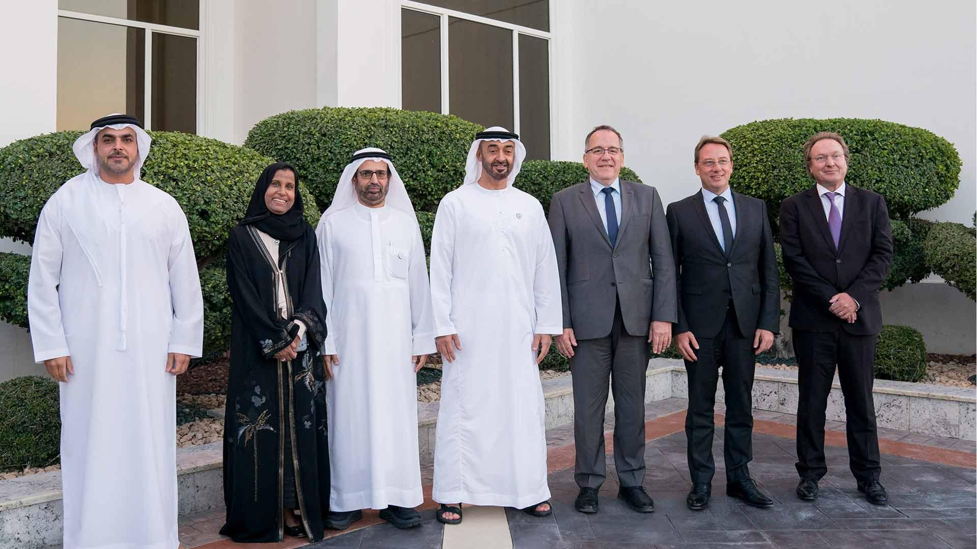 Mohamed bin Zayed Scholarship Sorbonne University Abu Dhabi