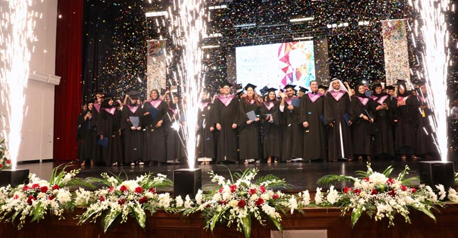 296 students graduate from Sorbonne University Abu Dhabi