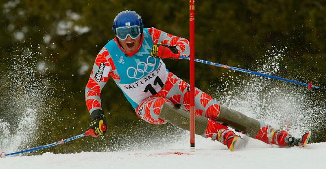 Meet ski champion Sébastien Amiez
