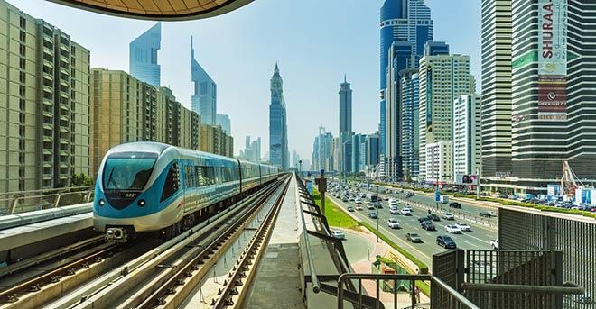 Transport & forme urbaine dans les villes du Golfe
