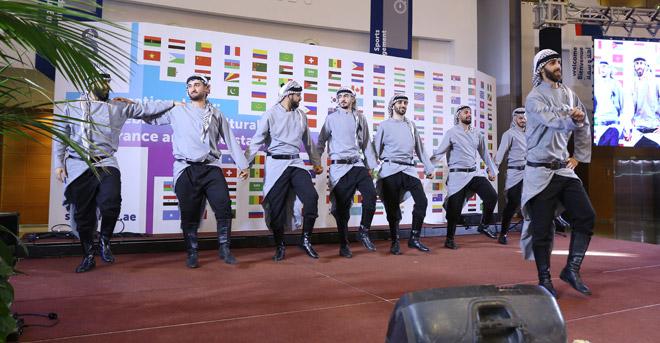 جامعة السوربون أبوظبي تختتم فعاليات اليوم العالمي