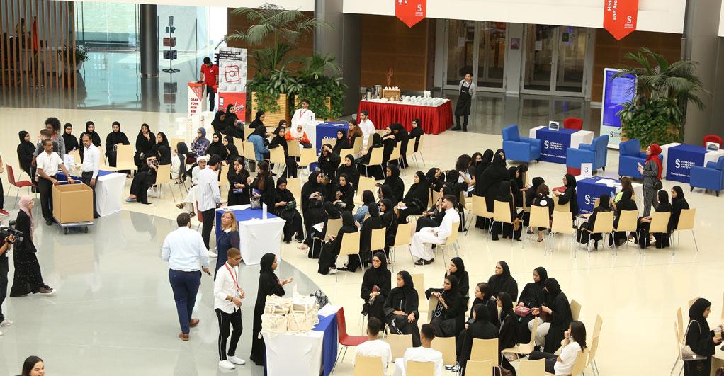 جامعة السوربون أبوظبي تنظم أسبوعاً إرشادياًّ للطلبة الجدد 2019-2020