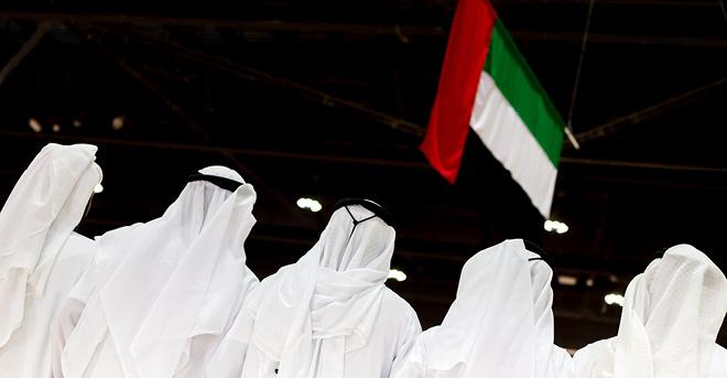 Celebrations de la fete Nationale Emirienne