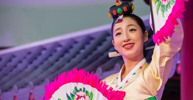 Korean New Year Festival