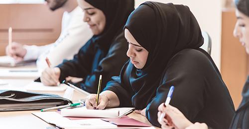 طلبة «إدارة الوثائق» بجامعة السوربون أبوظبي: التاريخ في عهدة الأجيال
